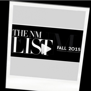 The NM List 2015